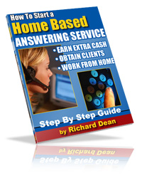 Start Your Own Home Based Answering Service