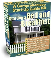Start Your Own Bed And Breakfast Business